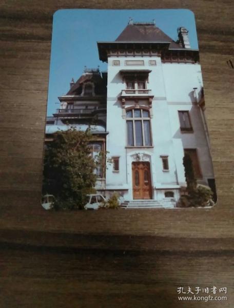 里昂攝影博物館(照像機發明人紀念舘)照片