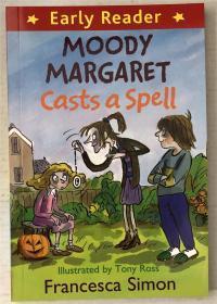 平装Moody Margaret Casts A Spell穆迪玛格丽特施了魔法