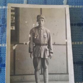 民国华东野战军解放军老照片