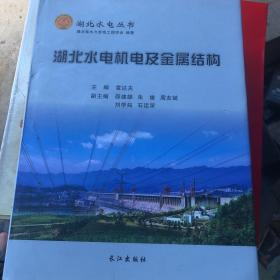 湖北水电机电及金属结构/湖北水电丛书
