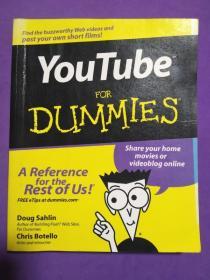 YouTubeTM For Dummies[计算机新奇应用达人迷]