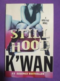 Still Hood: A Hoodrat Novel【此书籍未阅】