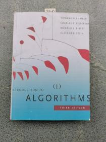 introduction to algorithms, third edition(I)影印版