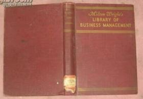 图书馆业务管理—商业信函(1939年英文原版)