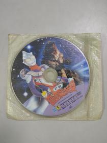 迪迦奥特曼(VCD)(2张光盘)(5—8集)
