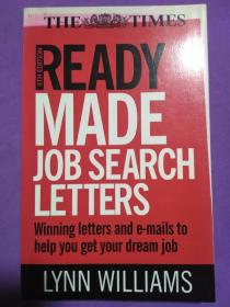 THETIMES READY MADE JOB SEARCH LETTERS【此书籍未阅】