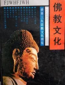 世界三大宗教文化博览 佛教文化 精装