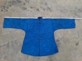 清代打襟衣服,138*62