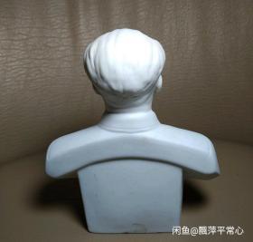 全品文革毛主席瓷像19358