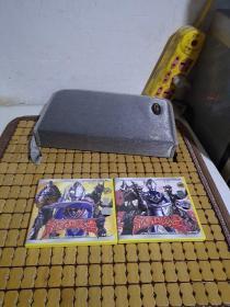 奥特曼VCD(43张合售):泰罗奥特曼、艾斯奥特曼、等