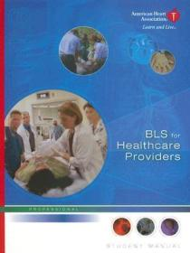 BLS for Healthcare Providers [With CDROM]-医疗保健提供者的BLS[带CDROM]