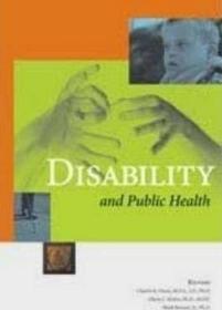 Disability and Public Health-残疾与公共卫生