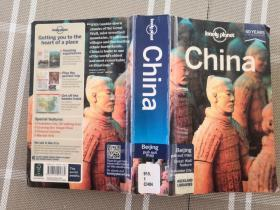 英文原版  lonely planet   CHINA a