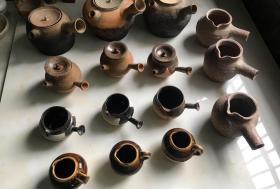 陶壶公道杯分茶器21271