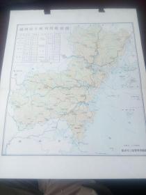 温州市土地利用现状图