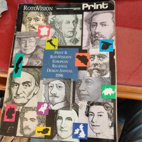 Print&rotovision's European regional design annual 1996