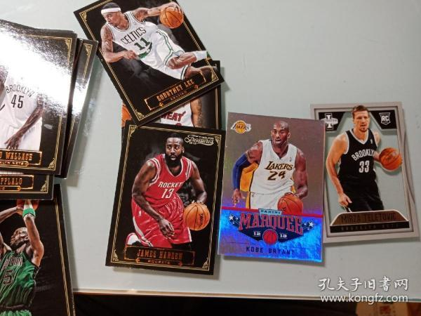 NBA球星卡(220張左右)