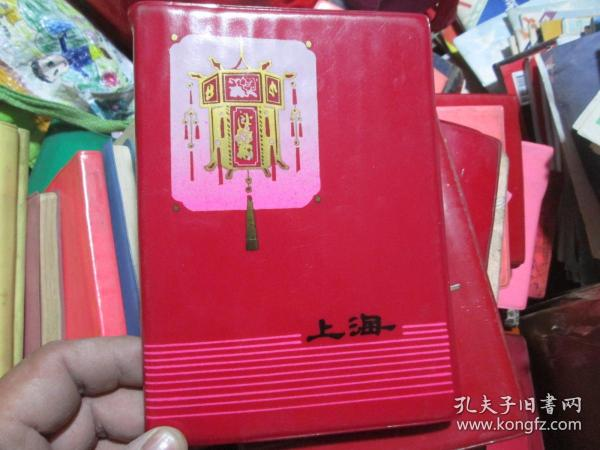 -老日記本老筆記本:上海 國畫