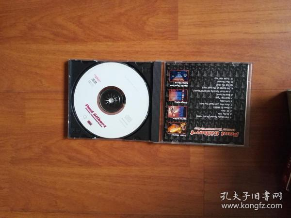 外國原版VCD:paul gubert eleven thousand nates