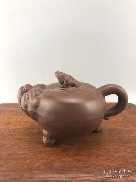 民國老茶壺 A3576