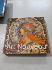 Art Nouveau (The Worlds Greatest Art)