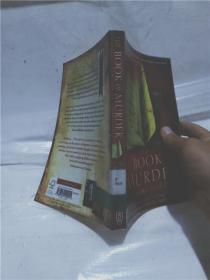 实物拍照;The Book of Murder Guillermo Martinez