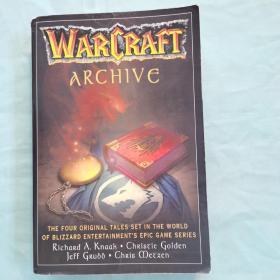 The Warcraft Archive 魔兽争霸编年史 英文原版