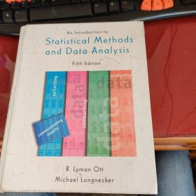 an Introduction to Statistical Methods and Data Analysis (Fifth Edition)【大16开精装 英文原版】(统计方法和数据分析导论学习指南)