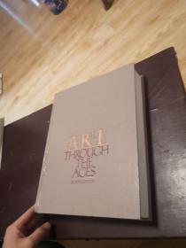 CARDNERS ART THROUCH THE ACES  英文书 英文历史书