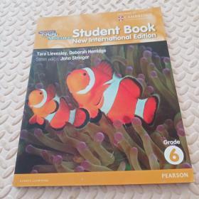 Heinemann Explore Science 2nd International Edition Student's Book (3.4.5.6) 四册  剑桥国际小学科学课程教材 学生教材