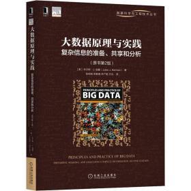 大数据原理与实践:复杂信息的准备、共享和分析(原书第2版)