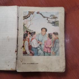 手写小药方,老日记本,在老日记本上写的小药方,本子破旧如图,药方有20多页(张),其余空白,图很多,就是旧太差!