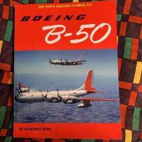 Boeing B-50 (Air Force Legends)