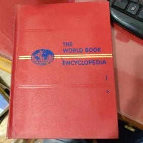 THE WORLD BOOK ENCYCLOPEDIA I-9