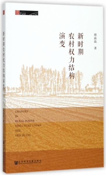 新时期农村权力结构演变