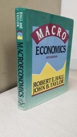 Macroeconomics 5e    宏观经济学    精装原版