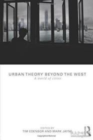 【包邮】Urban Theory Beyond The West