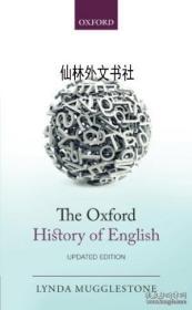 【包邮】The Oxford History Of English