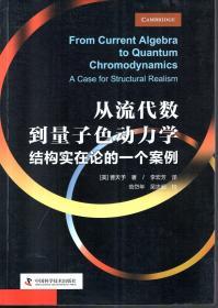 从流代数到量子色动力学结构在论的一个案例