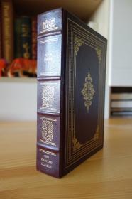 国富论 豪华装订 书口刷金 An Inquiry Into the Nature and Causes of the Wealth of Nations 哈佛经典系列