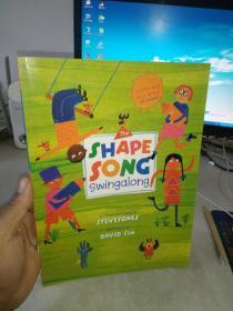 Shape Song Swingalong 英文绘本