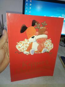Kipper's ChristmasEve小狗卡皮的圣诞节(英文绘本)