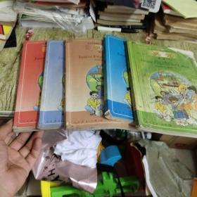 2000年代初中英语课本全套