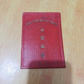 毕业证书 (中国共产党黑龙江省委中级党校)