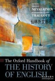 【包邮】The Oxford Handbook Of The History Of English