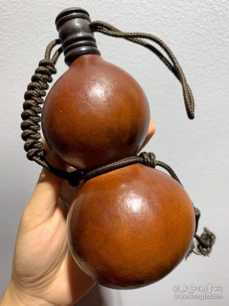 天然葫蘆酒壺1