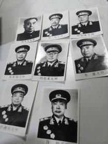 总理和元帅照片8张