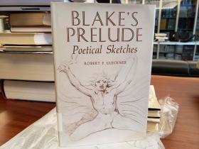 Blake's Prelude: Poet Sketch