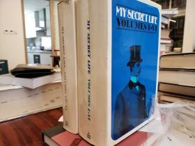 My Secret Life (Books I-XI in 2 Volumes)