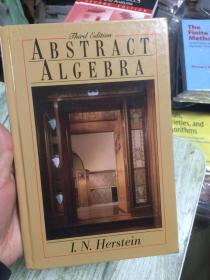 现货 Abstract Algebra  英文原版 抽象代数  第3版  I.N.赫斯坦(I.N.Herstein) 9780471368793